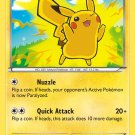Pokemon XY Base Set Single Card Common Pikachu 42/146