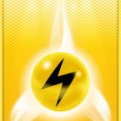 Pokemon Black & White Base Set Single Card Common Lightning Energy 108/114