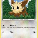 Pokemon Black & White Base Set Single Card Common Lillipup 80/114