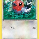 Pokemon XY Steam Siege Single Card Common Fletchling 94/114
