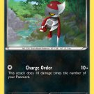 Pokemon XY Steam Siege Single Card Common Pawniard 63/114