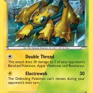 Pokemon XY Steam Siege Single Card Rare Galvantula 42/114