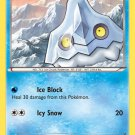 Pokemon XY Steam Siege Single Card Common Bergmite 36/114