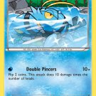 Pokemon XY Steam Siege Single Card Common Clauncher 33/114