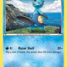 Pokemon XY Steam Siege Single Card Uncommon Dewott 31/114