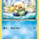 Pokemon XY Steam Siege Single Card Common Oshawott 30/114