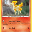 Pokemon XY Steam Siege Single Card Common Ponyta 16/114