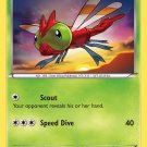 Pokemon XY Steam Siege Single Card Common Yanma 6/114