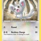 Pokemon B&W Dragons Exalted Single Card Common Minccino 109/124