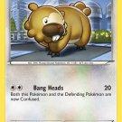 Pokemon B&W Dragons Exalted Single Card Common Bidoof 106/124