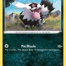 Pokemon Champion's Path Single Card Common Galarian Zigzagoon 035/073
