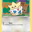 Pokemon B&W Plasma Storm Single Card Common Togepi 102/135