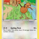 Pokemon B&W Plasma Storm Single Card Common Doduo 99/135