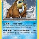 Pokemon B&W Plasma Storm Single Card Rare Mamoswine 28/135