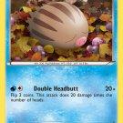 Pokemon B&W Plasma Storm Single Card Common Swinub 26/135