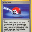Pokemon Base Set 2 Single Card Common Poké Ball 121/130
