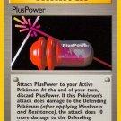 Pokemon Base Set 2 Single Card Uncommon PlusPower 113/130