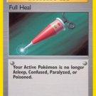 Pokemon Base Set 2 Single Card Uncommon Full Heal 111/130