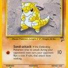 Pokemon Base Set 2 Single Card Common Sandshrew 91/130