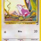 Pokemon Base Set 2 Single Card Common Rattata 89/130