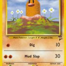 Pokemon Base Set 2 Single Card Common Diglett 71/130