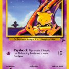 Pokemon Base Set 2 Single Card Common Abra 65/130