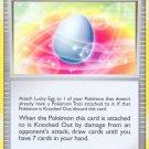 Pokemon Platinum Arceus Single Card Uncommon Lucky Egg 88/99