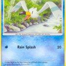 Pokemon Platinum Arceus Single Card Common Wingull 81/99