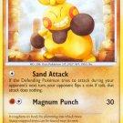 Pokemon Platinum Arceus Single Card Common Makuhita 68/99
