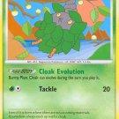 Pokemon Platinum Arceus Single Card Common Burmy Plant Cloak 56/99
