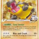 Pokemon Platinum Rising Rivals Single Card Uncommon Hippowdon [E4] 42/111