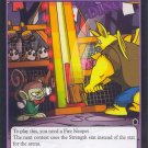 Neopets TCG Haunted Woods Single Card Common Test Your Strength 96/100