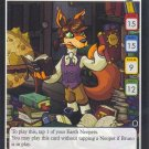Neopets TCG Haunted Woods Single Card Uncommon Reginald 66/100