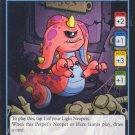 Neopets TCG Haunted Woods Single Card Uncommon Mutant Flowper 62/100