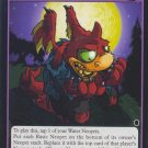 Neopets TCG Haunted Woods Single Card Rare Transformation 35/100