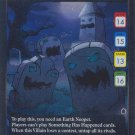 Neopets TCG Haunted Woods Single Card Rare Holo Sentient Stones 17/100