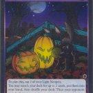 Neopets TCG Haunted Woods Single Card Rare Holo Hallowe'en 11/100