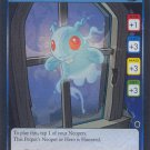 Neopets TCG Haunted Woods Single Card Rare Holo Ghost Meepit 8/100
