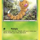 Pokemon XY Primal Clash Single Card Common Weedle 1/160