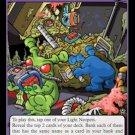 Neopets TCG Return of Dr. Sloth Single Card Common Rubbish Chute 97/100