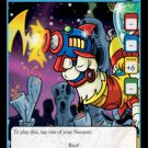 Neopets TCG Return of Dr. Sloth Single Card Common Bzzt Blaster 80/100
