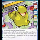 Neopets TCG Return of Dr. Sloth Single Card Uncommon Slorg 65/100