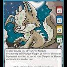 Neopets TCG Return of Dr. Sloth Single Card Uncommon Mutant Doglefox 58/100