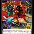Neopets TCG Return of Dr. Sloth Single Card Uncommon Landing Party 54/100