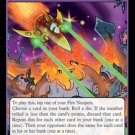 Neopets TCG Return of Dr. Sloth Single Card Rare Retribution 35/100