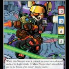 Neopets TCG Return of Dr. Sloth Single Card Rare Kougra Trooper 31/100