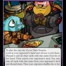 Neopets TCG Return of Dr. Sloth Single Card Rare Intimidate 30/100