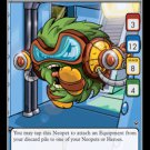 Neopets TCG Return of Dr. Sloth Single Card Rare Battle JubJub 24/100