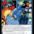 Neopets TCG Return of Dr. Sloth Single Card Rare Holo Sleep Ray 14/100