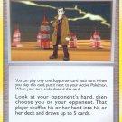 Pokemon Platinum Base Set Single Card Uncommon Looker's Investigation 109/127